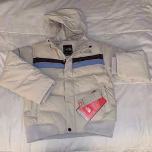 Girl's North Face Parka